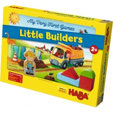 My Very First Games - Little Builders by HABA