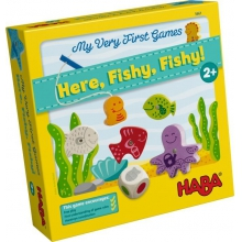 My Very First Games - Here, Fishy, Fishy! by HABA in Roseville Ca