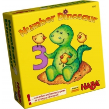 Number Dinosaur by HABA
