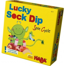 Lucky Sock Dip : Spin cycle by HABA