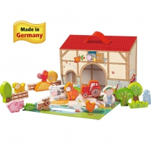 Farm Large Play Set by HABA in Irvine Ca
