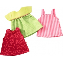"Summer Dresses Dress Set, 12"" - 13.75"" by HABA"