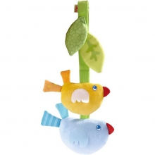 Bird Friends Dangling Figure by HABA