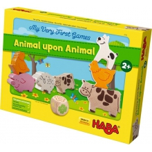 My Very First Games - Animal Upon Animal by HABA in Roseville Ca