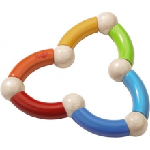 Color Snake Rattle by HABA