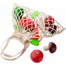 Shopping Net Vegetables by HABA