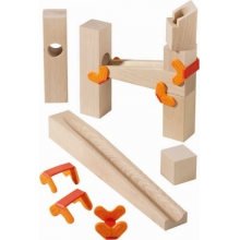 Clamps and Ramps - Marble Ball Track Accessory by HABA