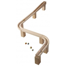 Horizontal Track Set (Marble) by HABA