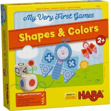 My Very First Games  - Shapes & Colors by HABA