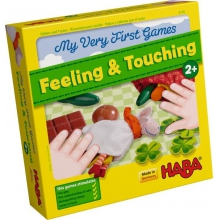 My Very First Games  - Feeling & Touching by HABA