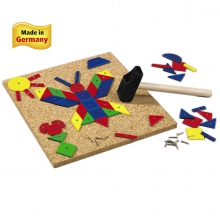 Geo Shape Tack Zap by HABA