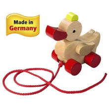 Classic Duck Pull Toy by HABA