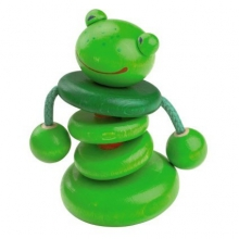 Croo-ak Rattling figures by HABA