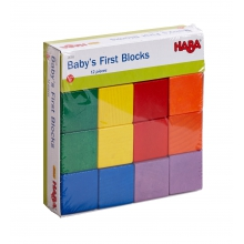 Baby's First Basic Blocks by HABA
