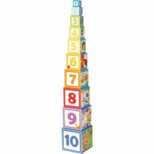 Stacking Cubes - Rapunzel by HABA