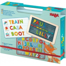 Magnetic Game Box ABC Expedition by HABA