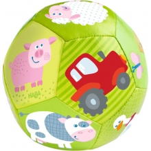 On the Farm Baby Ball by HABA