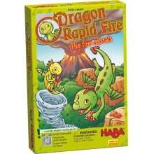 Dragon Rapid Fire - The fire crystals by HABA
