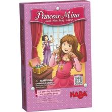 Princess Mina - Jewel Matching Game by HABA
