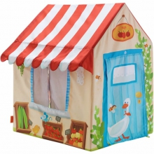 Grocery Shop Play Tent by HABA