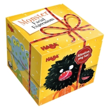 Gift Cube Game - Monster Facial Expressions by HABA in Irvine Ca