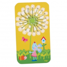 Dandelion Threading Game by HABA