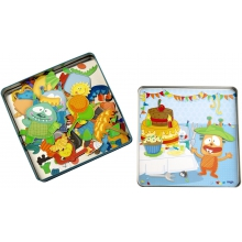 Mini Monsters Magnetic Game by HABA