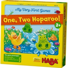 My Very First Games - One, Two Hoparoo! by HABA in Prescott Az