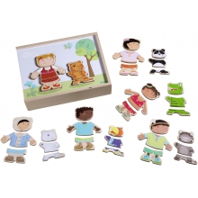 Children of the World Puzzle by HABA