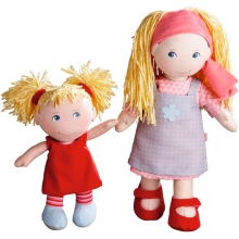 Lennja & Elin Doll Sisters by HABA
