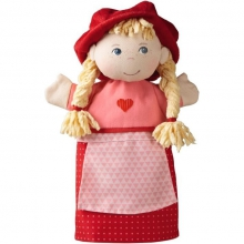 Little Red Riding Hood Glove Puppet by HABA
