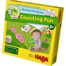 My Very First Games - Counting Fun by HABA
