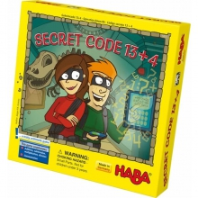 Secret Code 13+4 by HABA in Roseville Ca