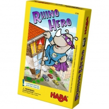 Rhino Hero by HABA in Roseville Ca