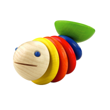 Moby Fish Rattle by HABA