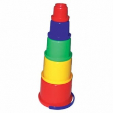 Nesting Stacking Cups by HABA