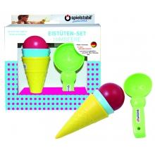 Raspberry Ice Cream Cone Set by HABA