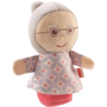 Finger puppet Grandma by HABA
