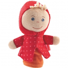 Finger puppet Little Red Riding Hood by HABA