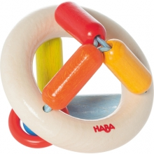 Clutching toy Rainbow Round by HABA