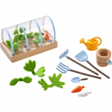 Little Friends - Play Set Vegetable garden by HABA