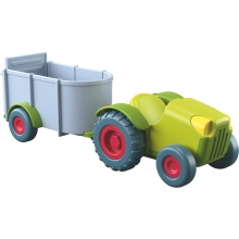 Little Friends - Tractor and trailer