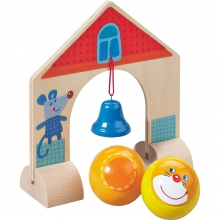 Kullerbu Complementary set Archway with little bell by HABA