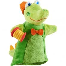 Musical puppet Crocodile