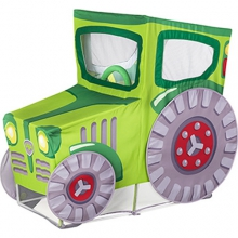 Play Tent Tractor by HABA