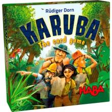 Karuba The card game by HABA
