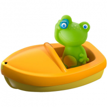 Bath boat Frog ahoy!