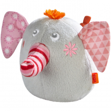 Clutching Toy Nelly The Elephant by HABA