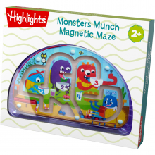 Magnetic Maze: Monsters Munch by HABA in Roseville Ca