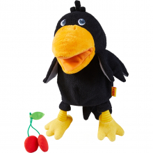 Glove Puppet Theo the Raven by HABA